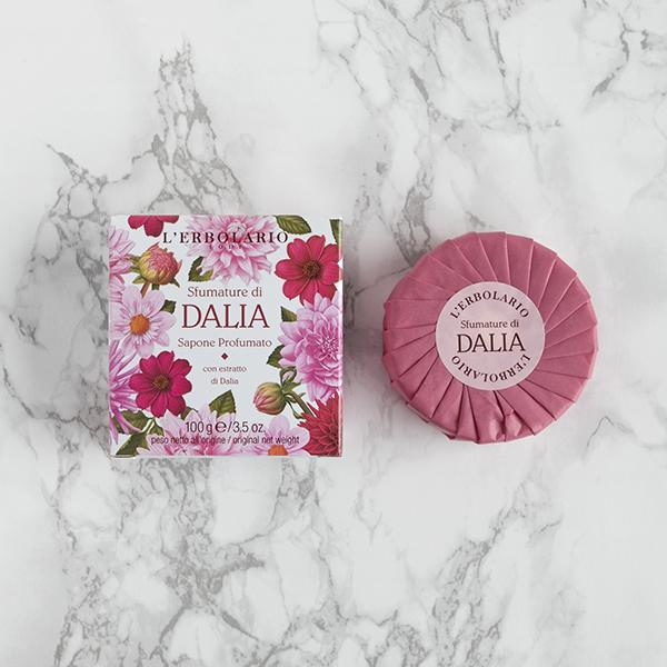 L'Erbolario tvål Dalia