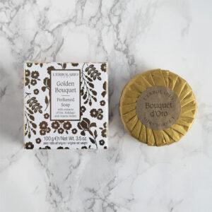 L'Erbolario tvål Golden Bouquet